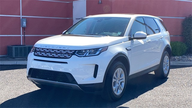 New 2020 Land Rover Discovery Sport S With Navigation & 4WD