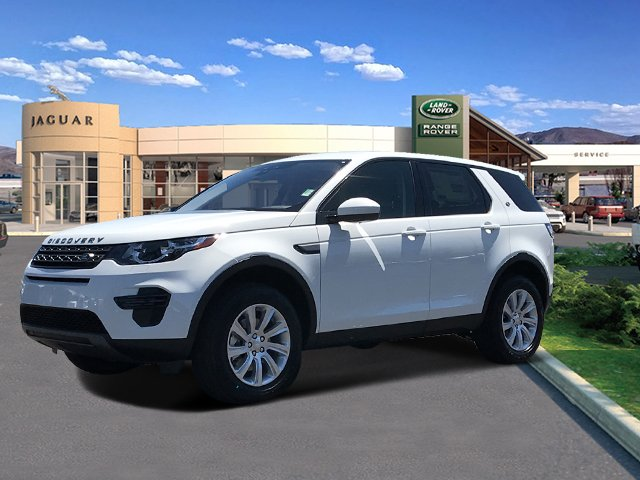 New 2019 Land Rover Discovery Sport SE 4WD Lease