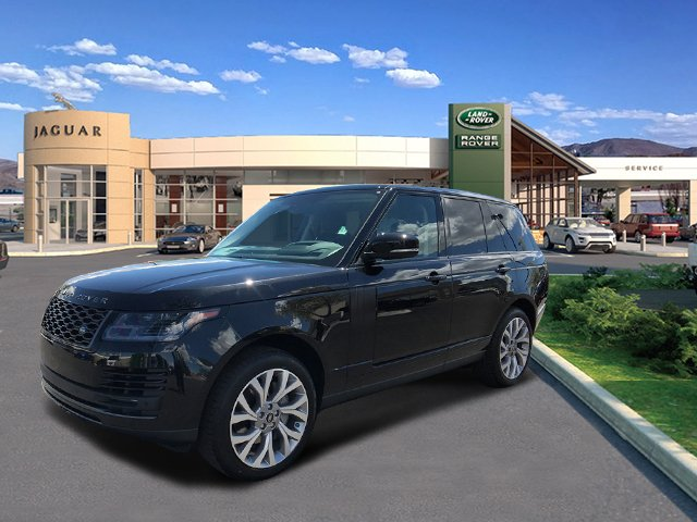 New 2019 Land Rover Range Rover 4WD Lease