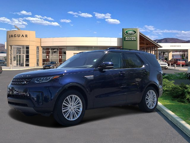 New 2019 Land Rover Discovery SE 4WD Lease