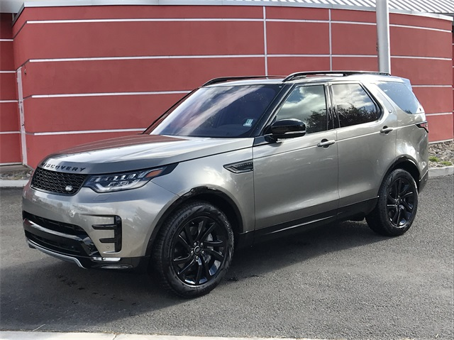 New 2020 Land Rover Discovery Landmark Edition With Navigation & 4WD