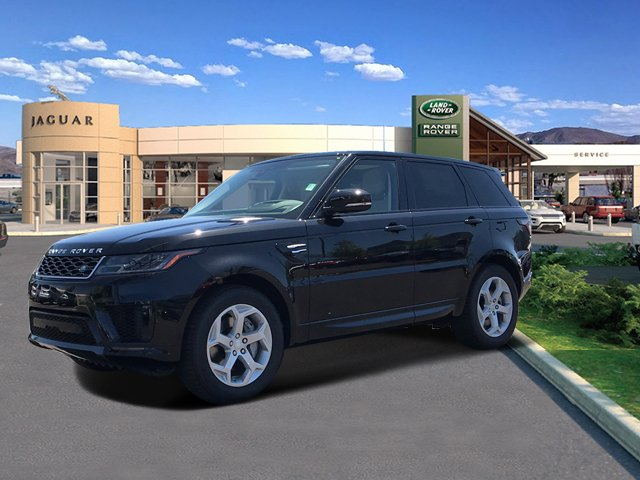 New 2019 Land Rover Range Rover Sport HSE With Navigation & 4WD Lease