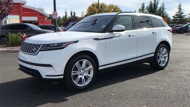 New 2020 Land Rover Range Rover Velar P250 S With Navigation & 4WD