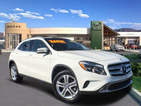 Pre-Owned 2015 Mercedes-Benz GLA GLA 250
